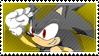 Poison The Hedgehog*Stamp by LukeVei-Da-Hedgehog
