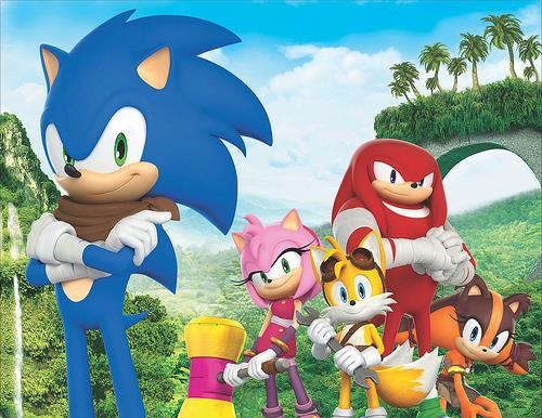Sonic Boom Cover Photo by SonicRingBomb