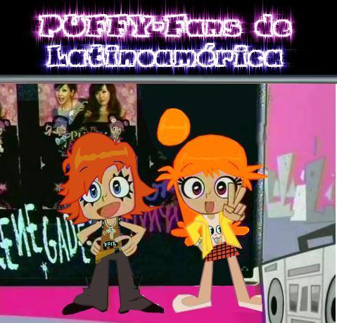 KONISHIWA, HI HI, HOLA A TODO EL MUNDO. Puffy_fans_de_latinoamerica_by_xxmrmangakaxx-d3an8jv