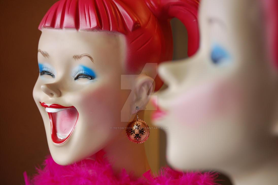 Retro Mannequins by tetontrekker