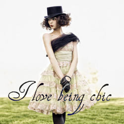 I love being chic by cappuccetto-rosso