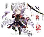 Raijin by Kyou-Sei by DarkMoonlitStar