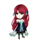 [XMAS17] For Ateliae by DarkMoonlitStar