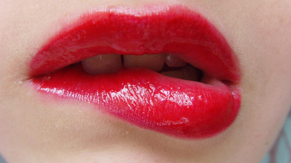 Lips by Watchsomeone