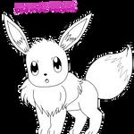 A Cute Lil Eevee {Base 62}