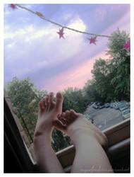 Star Feet by sugarfreekiwi