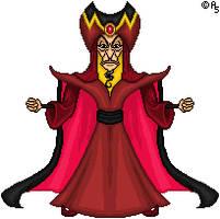Aladdin Return of Jafar: Jafar by thetrappedartist