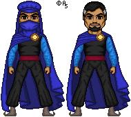 Aladdin: Cassim by thetrappedartist