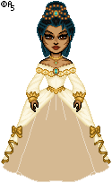 Pocahontas II: Ball Gown by thetrappedartist