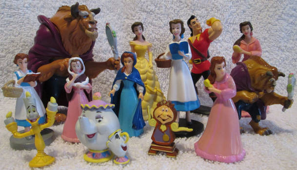 Beauty and the Beast PVC