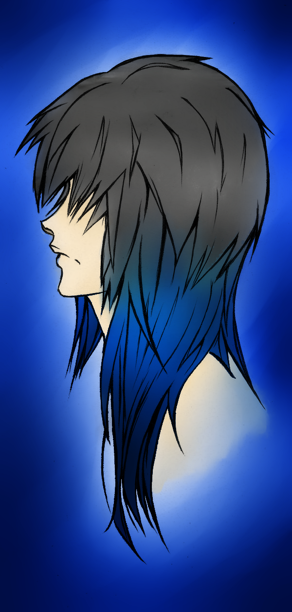 70125 Anime Emo Coloring Pages Image Search Result By