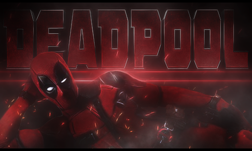 Mrz2018DEADPOOL by lCherubinal