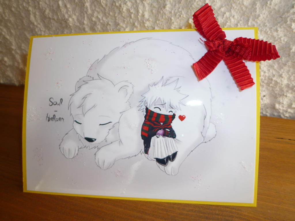 Holiday Card Project by Soul-Helper