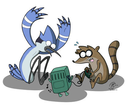 OOHHH RIGBY IT'S MOVIN'