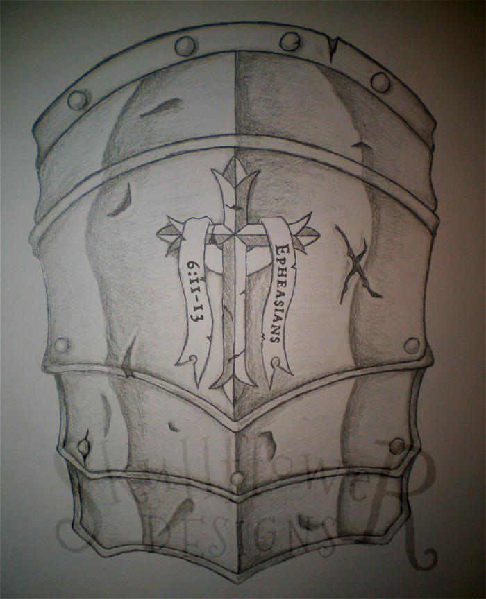 armor of god shoulder pauldron desgin by wingsdurus on deviantart. Black Bedroom Furniture Sets. Home Design Ideas