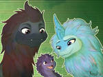 Sisu's family (RockyGems)