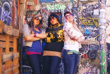Three missketeers by shinesfresh
