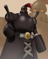 Megaman: Klaymoor by shaotemp