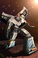Prowl 2015 Colors Done By Bdixonarts by shaotemp