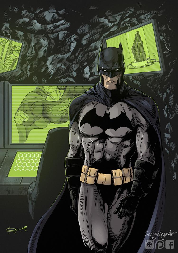 Batman Preps by shaotemp
