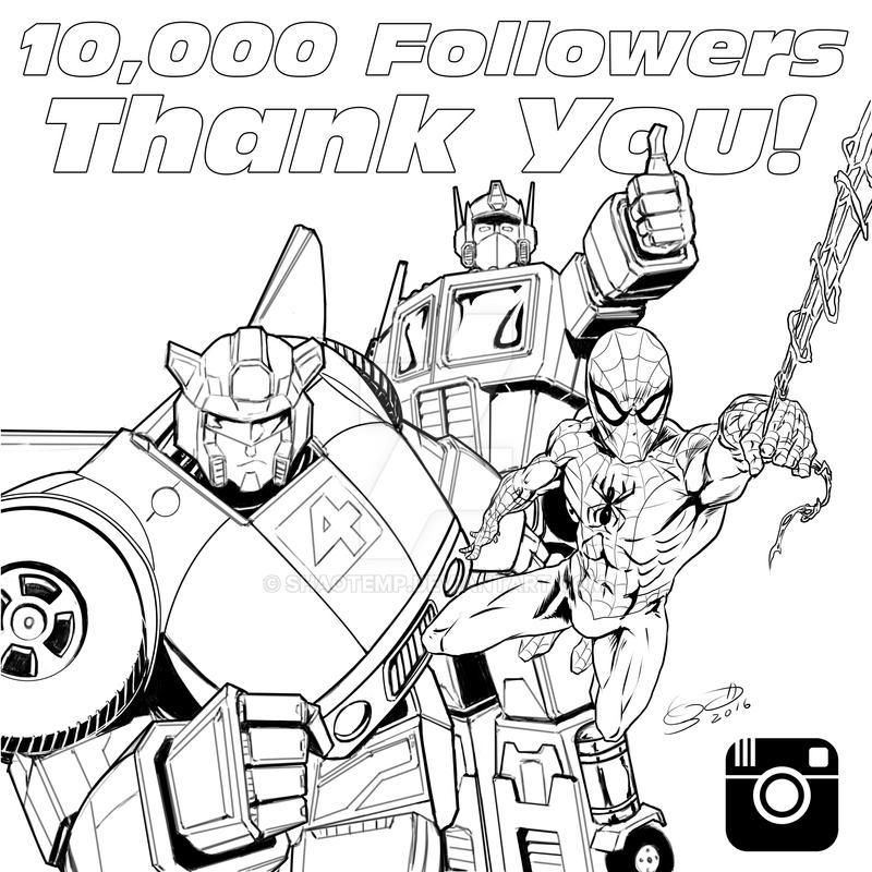10k follows by shaotemp