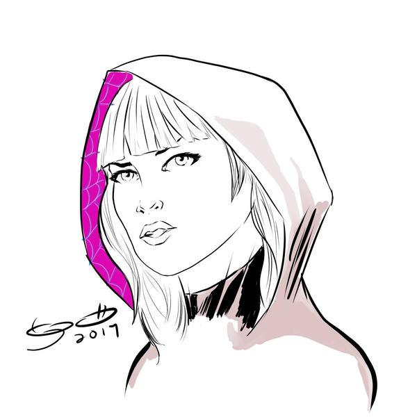SG sketch by shaotemp