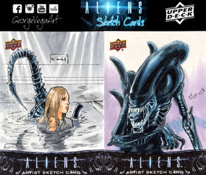 Aliens R7 by shaotemp
