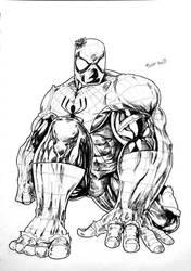 Spider-Hulk by shaotemp
