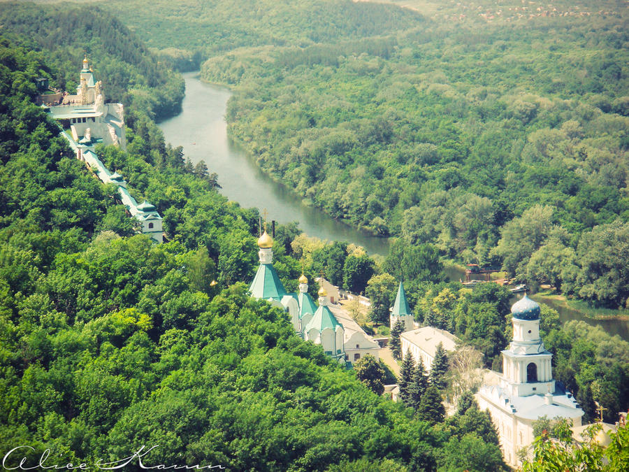 Ukraine by Kalicen