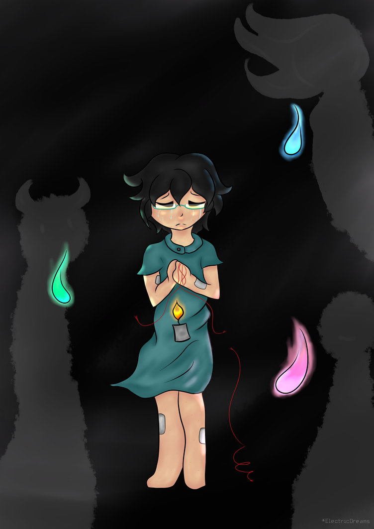 Candle of life by o0-ElectricDreams-0o