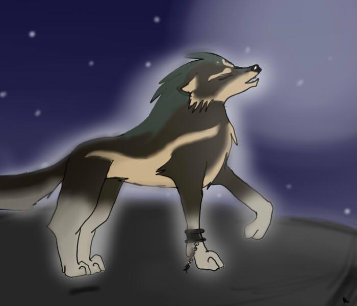 wolf link howling by rymae on deviantart