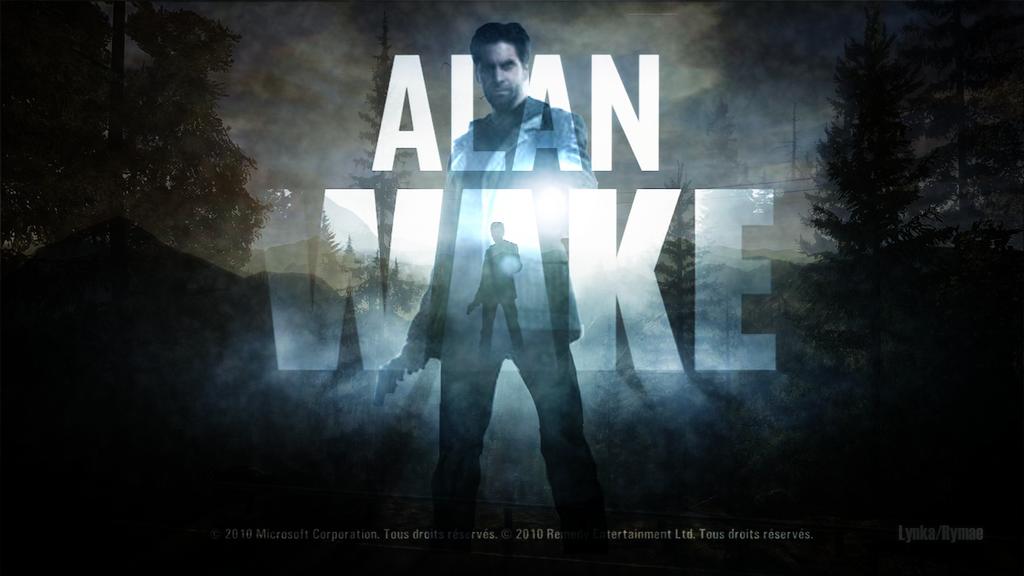 Alan Wake Intro Videos by rymae