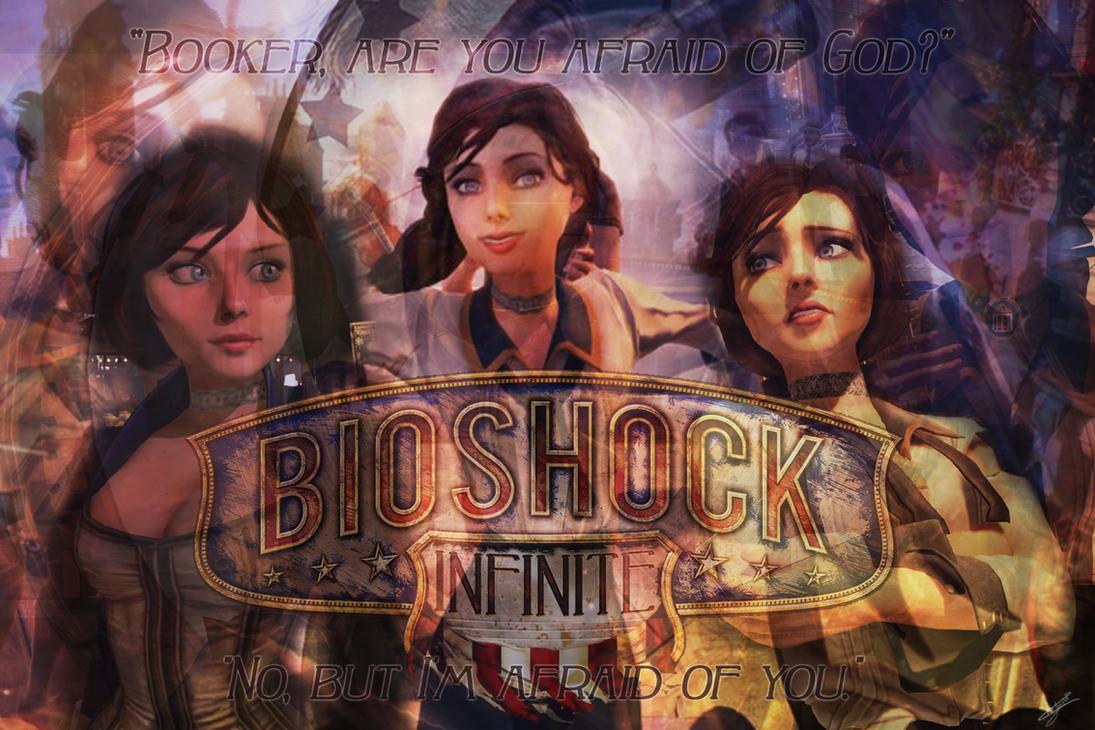 Bioshock Infinite - Wallpaper - Elizabeth by rymae