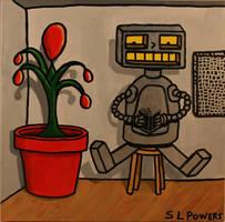 PopFuzz The Robot - Black Book