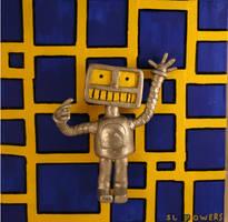 PopFuzz The Robot - Falling