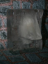 The Head In Ice