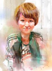 Girl-Portrait-21 by q99823