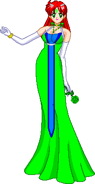 SSMU Princess Eos of Earth