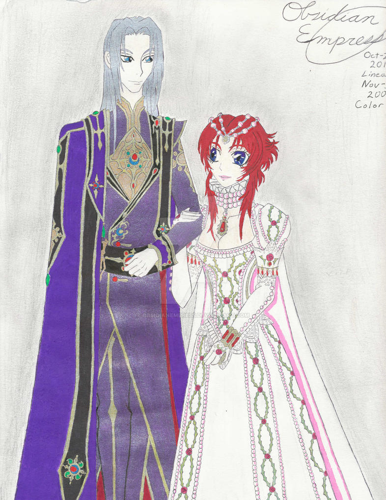 Justinian and Esther Complete by ObsidianEmpress
