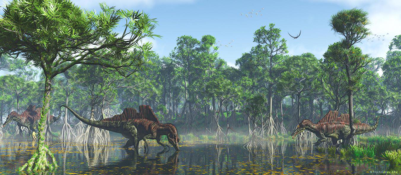 Cretaceous period nude films
