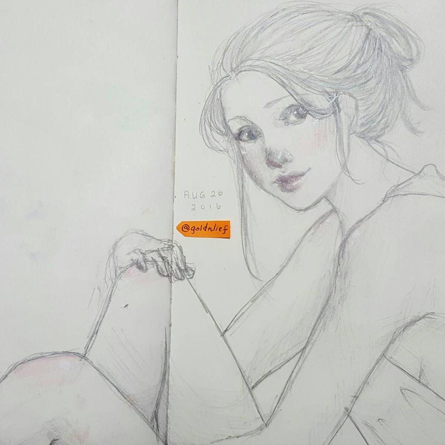 8/26/16 Sketch by goldnlief