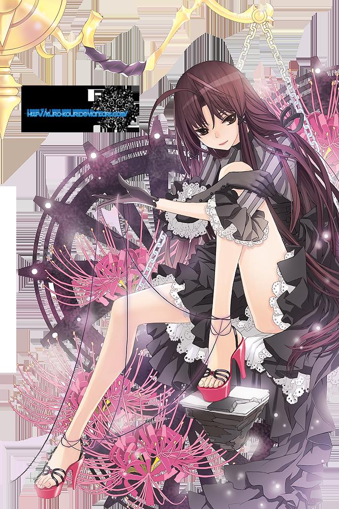 130 renders mangaaa Riky_render_by_kuro_kouri-d6ccdkr