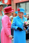 Queen with Lady in Waiting