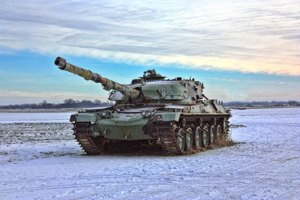 Battle-tank by printsILike