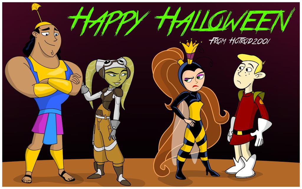 Halloween 2014 by hotrod2001