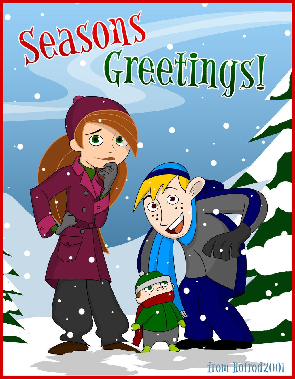 Seasons Greetings \'14 by hotrod2001 on DeviantArt