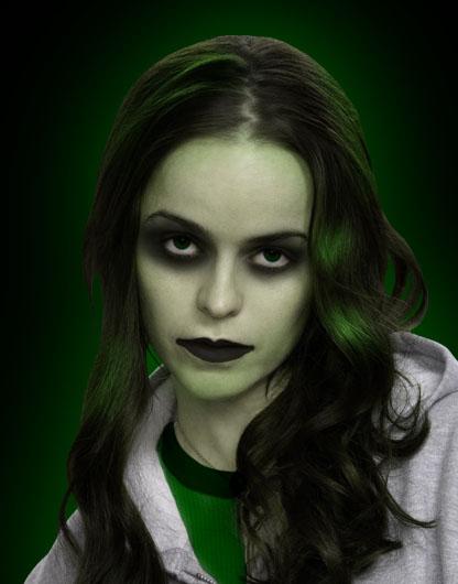 Taryn Manning as Shego by hotrod2001