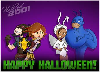 Happy Halloween '17 by hotrod2001