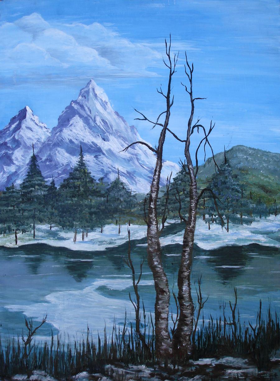 Scenery by madam-lara-croft
