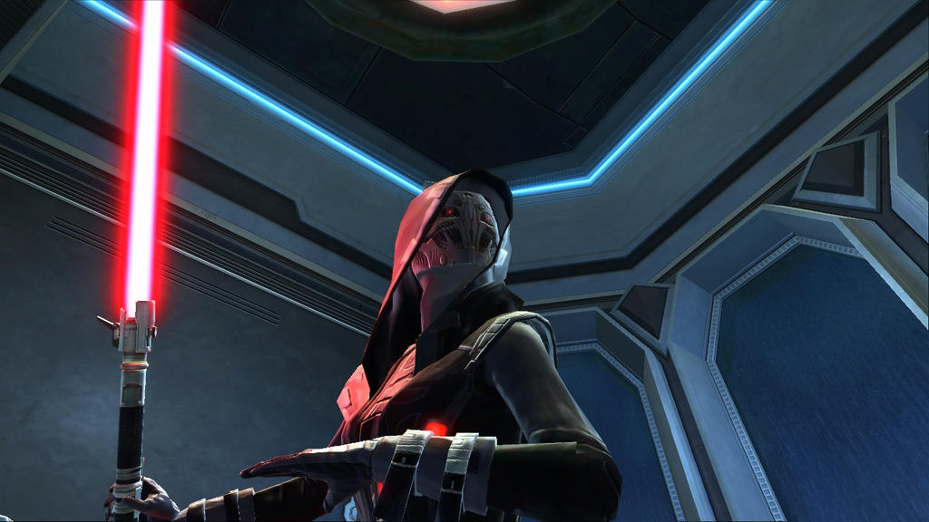 my swtor char by darkcrill